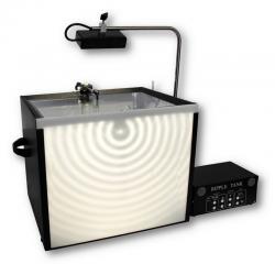 Cuve à ondes à LED