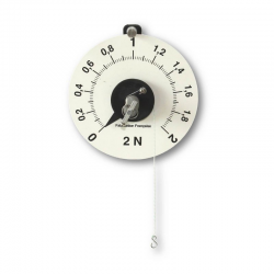 Dynamomètre à cadran 2N sur aimant