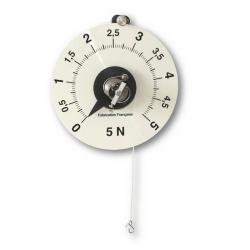 Dynamomètre à cadran 5N sur aimant