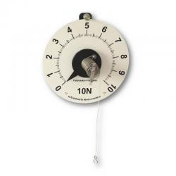 Dynamomètre à cadran 10N sur aimant