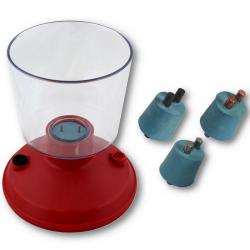 Electrolyseur à électrodes interchangeables