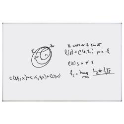 Tableau Blanc - 122x100cm - Mat