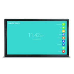 Ecran interactif tactile Android CleverTouch Plus 1080p - 75'' NEW LUX interface