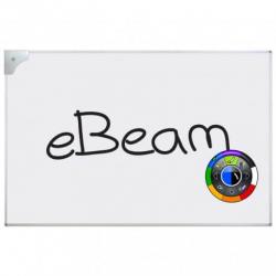 Tableau interactif fixe eBeam Projection 122 x 200 cm