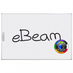 Tableau interactif fixe eBeam Edge 122 x 200 cm
