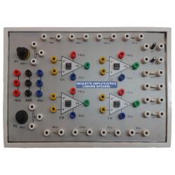 Maquette d'Etude d'un Amplificateur Opérationnel