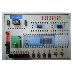 Maquette  Universelle circuits intégrés DIP 18/28/40
