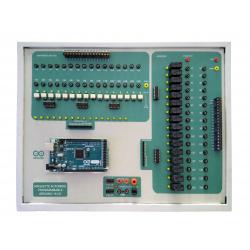 Maquette  Automate programmable ARDUINO 16 I/O