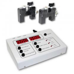 Chronomètre + 2 capteurs optiques