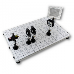 Table d'optique magnétique