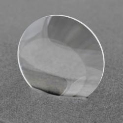 Lentilles en verre Ø80 Biconvexes