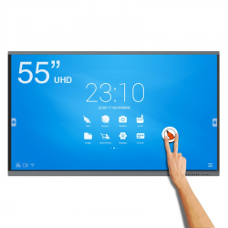 Ecran interactif tactile Android SpeechiTouch UHD