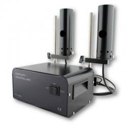 Alimentation double pour lampes spectrales