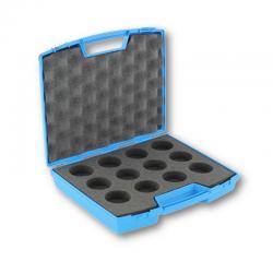 Valisette bleue pour 12 lentilles